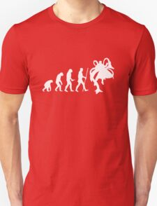 Evolution of Ock Unisex T-Shirt