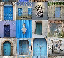 knock, knock, knock, knock, knock...knock by KerryPurnell