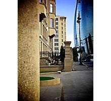 Streetscape, Baku, Azerbaijan Photographic Print