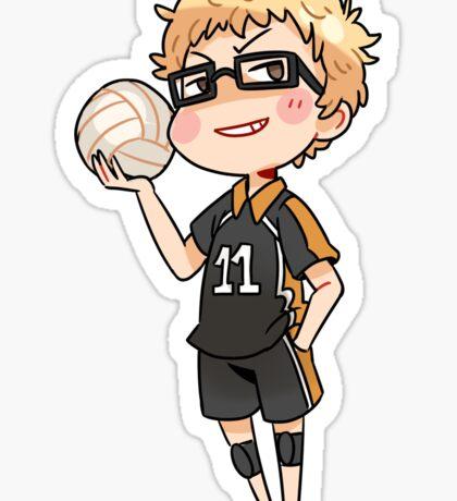 Haikyuu!! / Tsukishima Kei Sticker