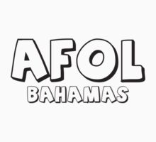 AFOL Bahamas by Customize My Minifig by ChilleeW