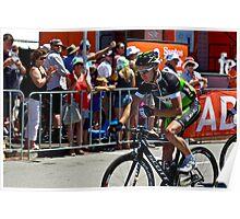 Stuart O'Grady, Stage 3, Victor Harbour, Tour Down Under 2012 Poster