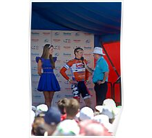 Andre Greipel, Stage 3, Victor Harbour, Tour Down Under 2012 Poster