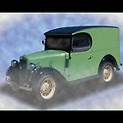 Austin Seven Delivery Van by Keith Hawley