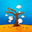 Lovely Autumn by Media Jamshidi