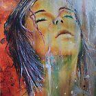 Rain kisses by frithjof