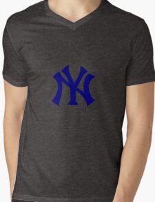 yankees Mens V-Neck T-Shirt