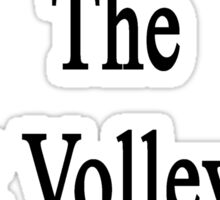 My Brother Is The Best Volleyball Coach  Sticker