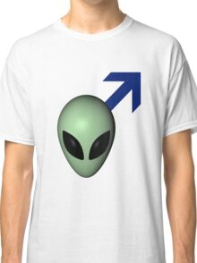 male alien Classic T-Shirt