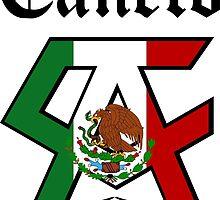 Saul Alvarez Canelo #2 by JUSTiceTEA