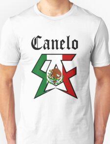 Saul Alvarez Canelo #2 T-Shirt