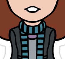 Amy Pond (sticker) Sticker