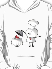 Cute Chef T-Shirt