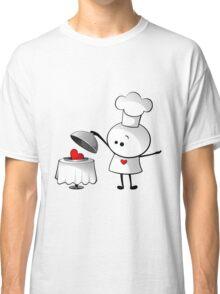 Cute Chef Classic T-Shirt