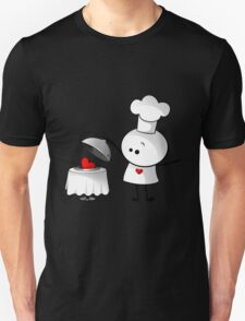 Cute Chef Unisex T-Shirt