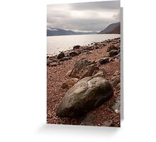 Morning over Loch Ness Greeting Card