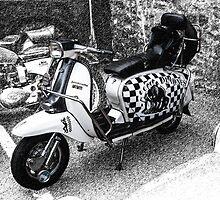 Lambretta by Paul Howarth