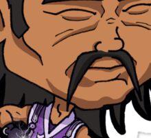 LoD - Legend of Dragoon Haschel Violet Thunder Chibi Sticker