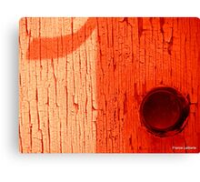 Entry Point Canvas Print