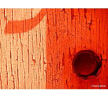 Entry Point Photographic Print