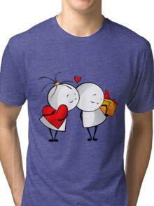 Friends Forever Tri-blend T-Shirt