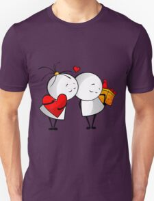 Friends Forever Unisex T-Shirt