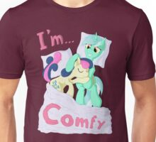 We're ... Lyra and Bonbon Unisex T-Shirt
