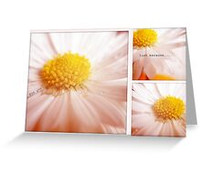 Just because..... Greeting Card