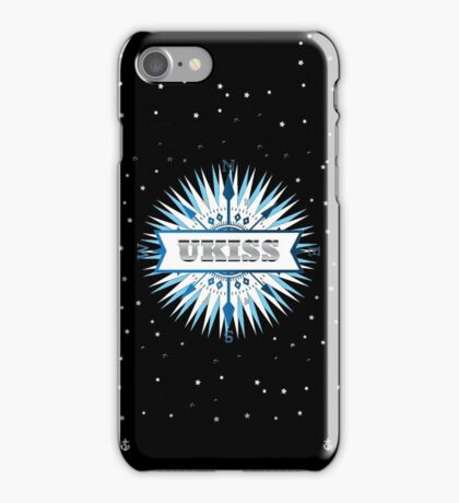 UKISS Black iPhone Case/Skin