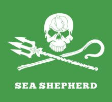 Sea Sheperd Kids Tee