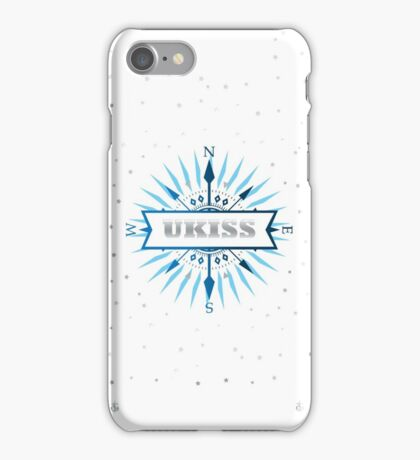 UKISS KPOP iPhone Case/Skin