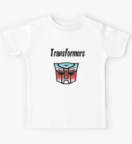 Transformers Kids Tee