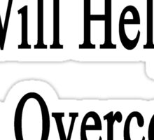 This Trombonist Will Help You Overcome Cancer  Sticker
