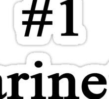 #1 Clarinetist  Sticker
