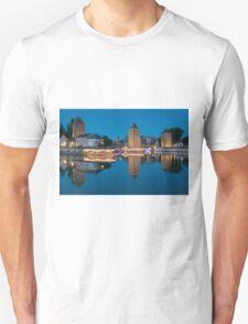 Covered bridge, in the petite france, Strasbourg T-Shirt