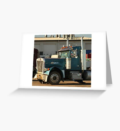 Truck 7936 Greeting Card