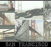 San Francisco Collage (v.1) by JoshuaVern
