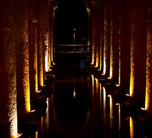 Istanbul Cisterns  by DMontalbano