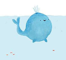 The Enigmatic Pudding Whale by Sophie Corrigan