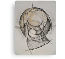 Circuit 1 Canvas Print