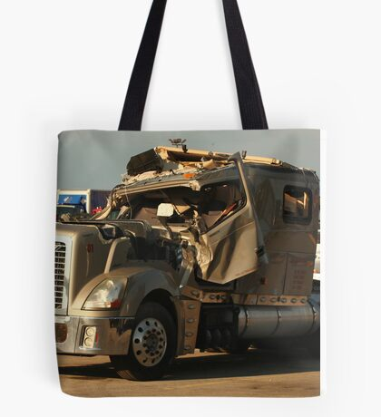 Truck 7949 Green Tote Bag