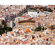 Alicante Model Village Photographic Print