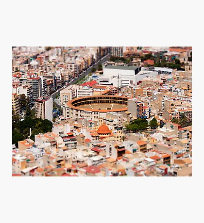 Alicante Model Village Photographic Print