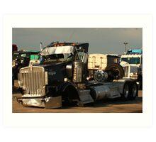 Truck 7955 Art Print