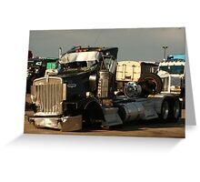 Truck 7955 Greeting Card