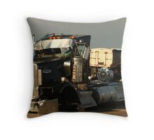 Truck 7955 Throw Pillow
