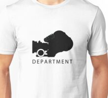Camera Department Unisex T-Shirt