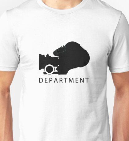 Camera Department Unisex T-Shirt