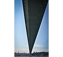 Bridging Continents Photographic Print