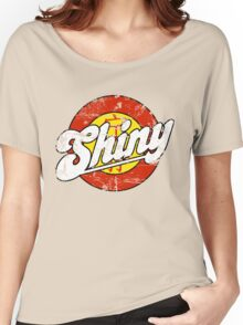 Shiny (light apparel and stickers) Women's Relaxed Fit T-Shirt